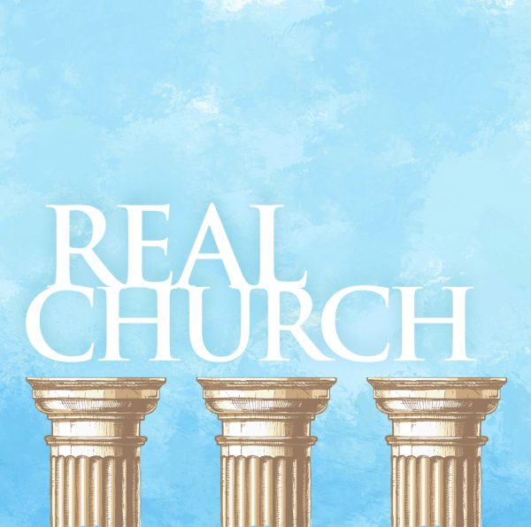 Real Church: Why God Chooses Splendiferous Sinners and Lovable Losers Image